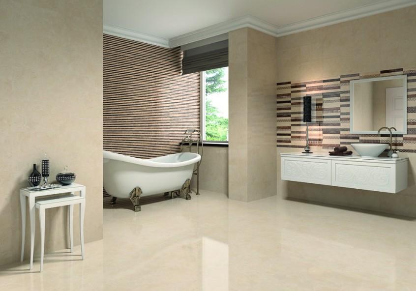 Amb Crema Marfil 25x75 60x60 Alhambra